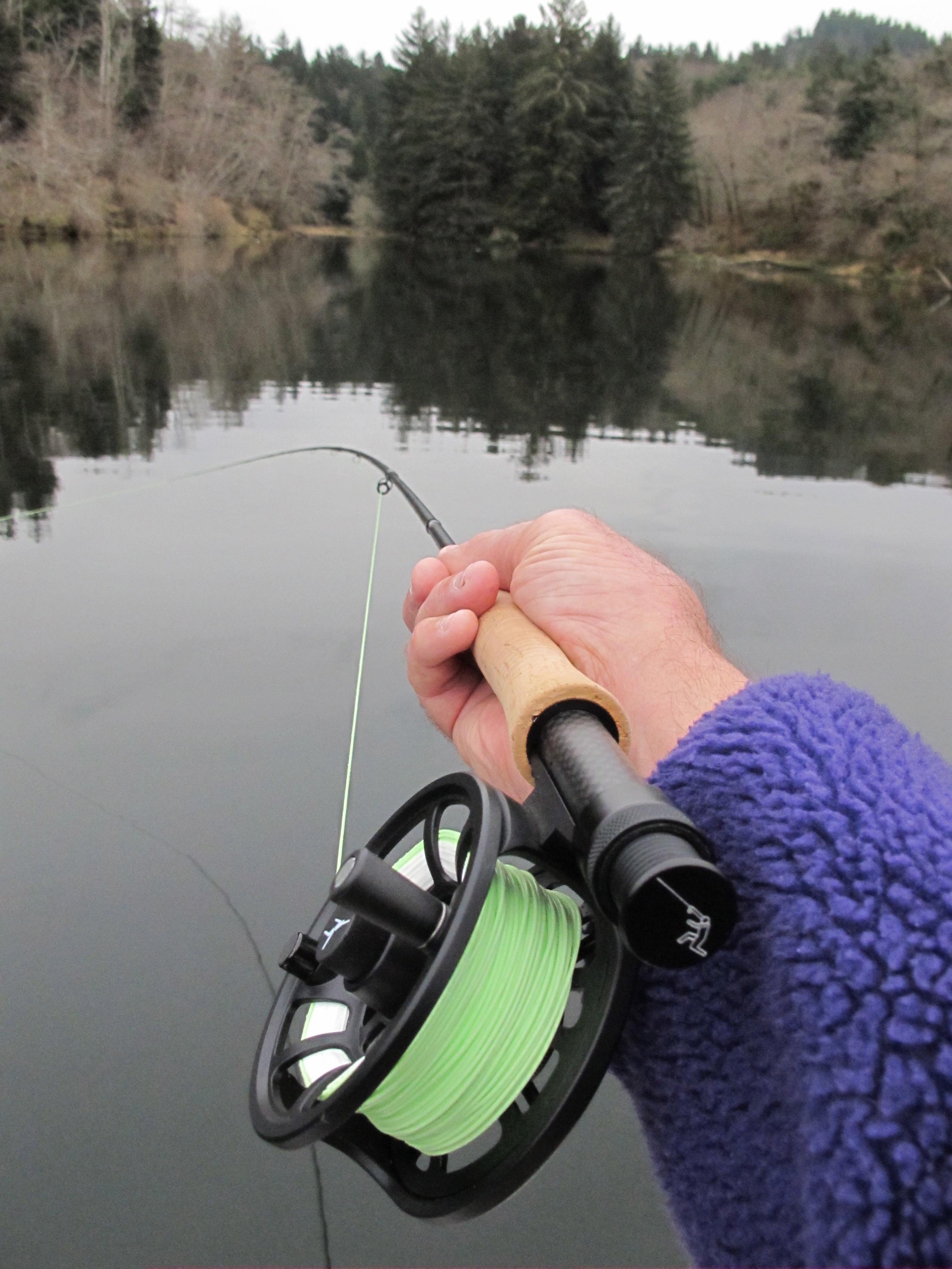 oregon coastal lakes trout fishing   the caddis fly: oregon fly, Fishing Bait