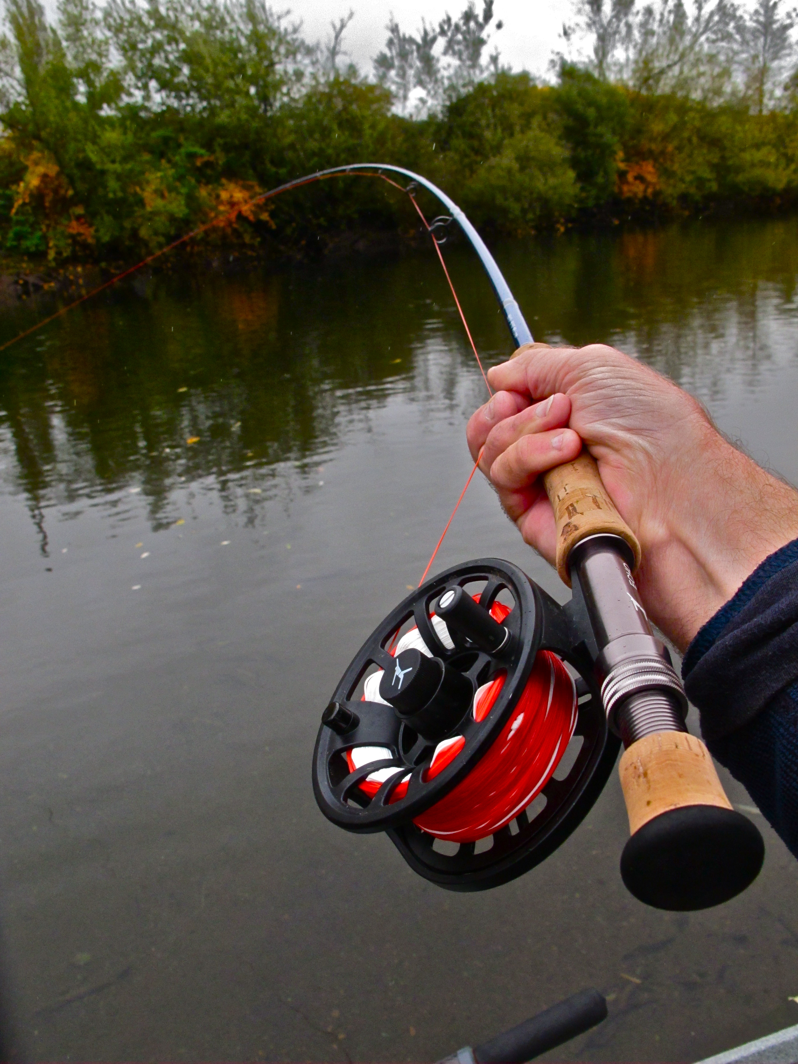 Echo airflo review new for 2013 rods and lines the for Trout fishing supplies
