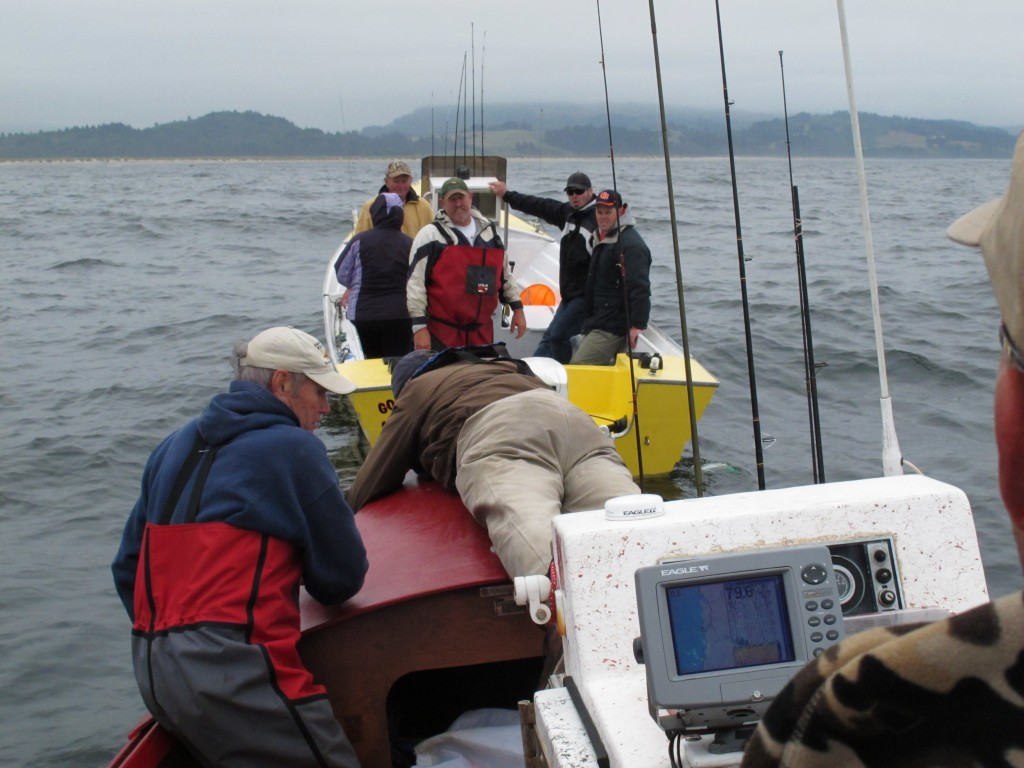 Oregon saltwater fishing report july 19 2013 the caddis for Ocean fishing oregon