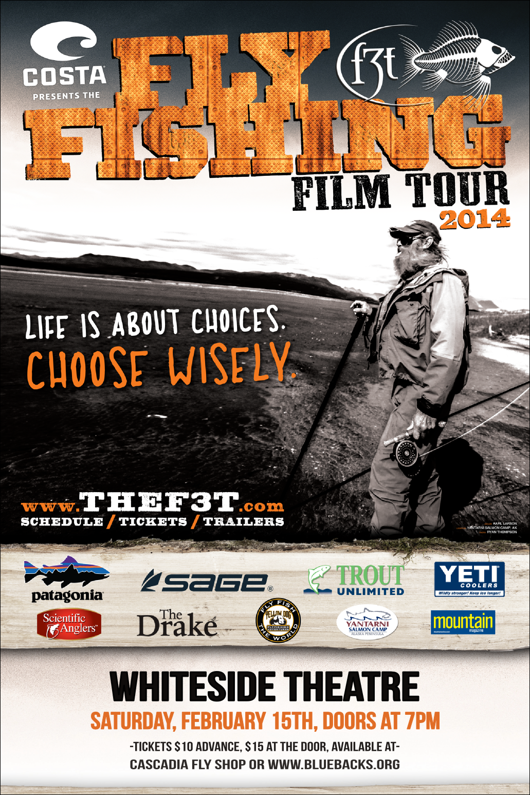 The caddis fly oregon fly fishing blog mckenzie river for Fly fishing films