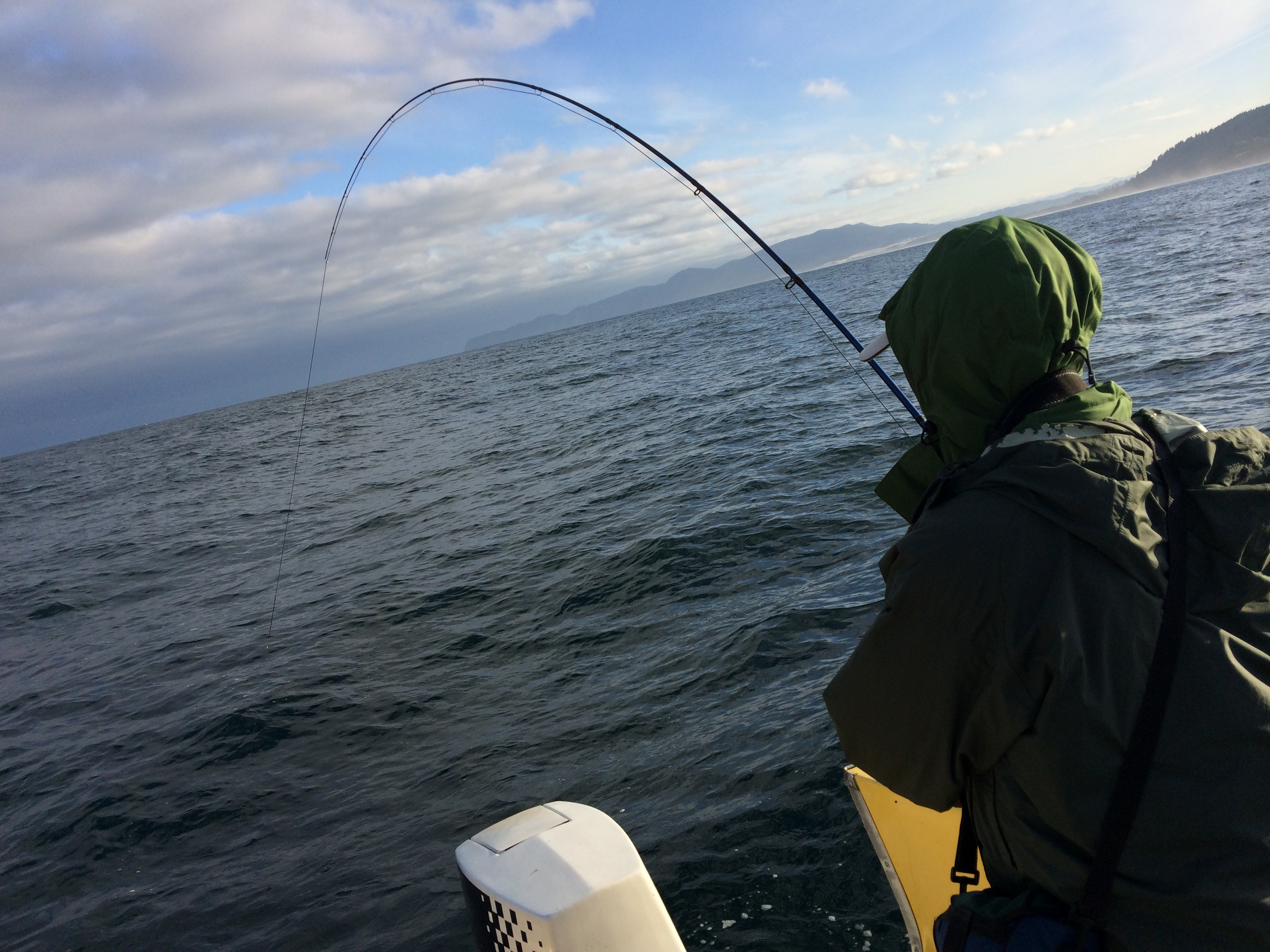 Fly fishing with mikhail skopets the caddis fly oregon for Ocean fishing oregon
