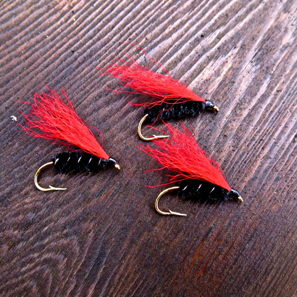Jay nicholas 2014 review 3 red wing blackbird steelhead for Red wing fishing report