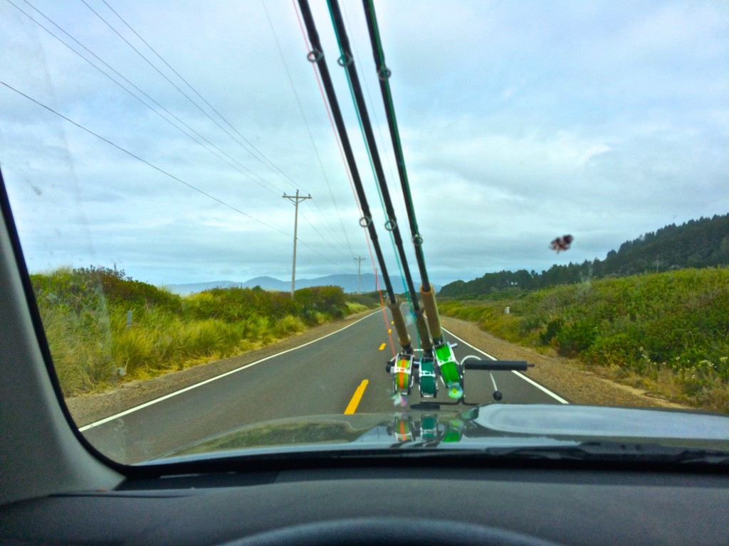 Jay nicholas 2014 review on the road to tillamook the for Tillamook fishing report