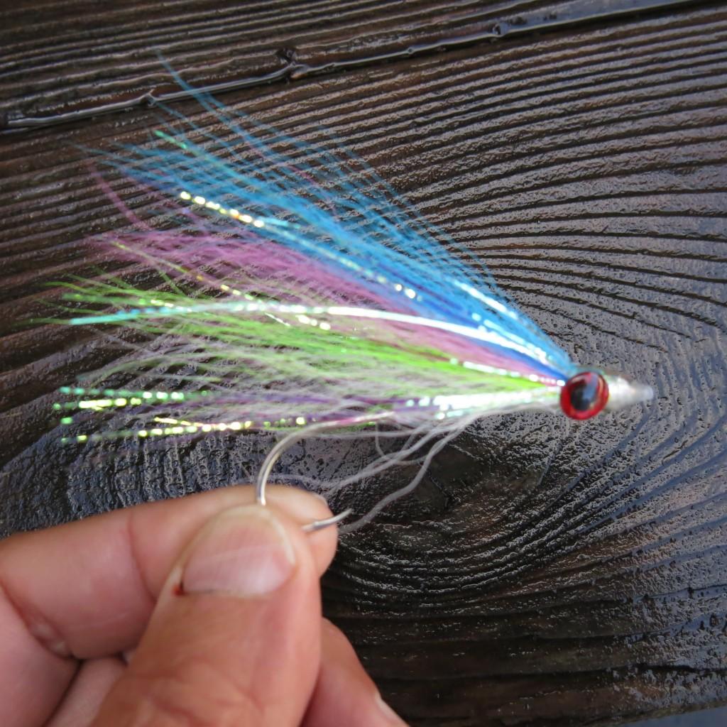 Jay Nicholas Coho Tube fly