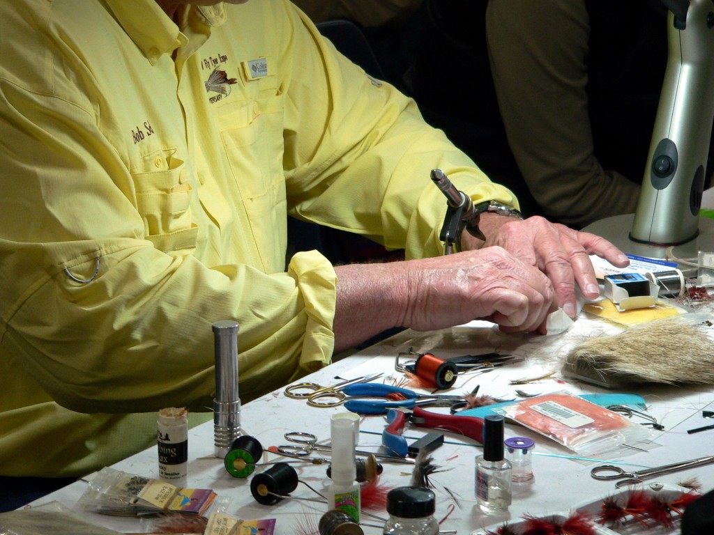Fly Tying Contest