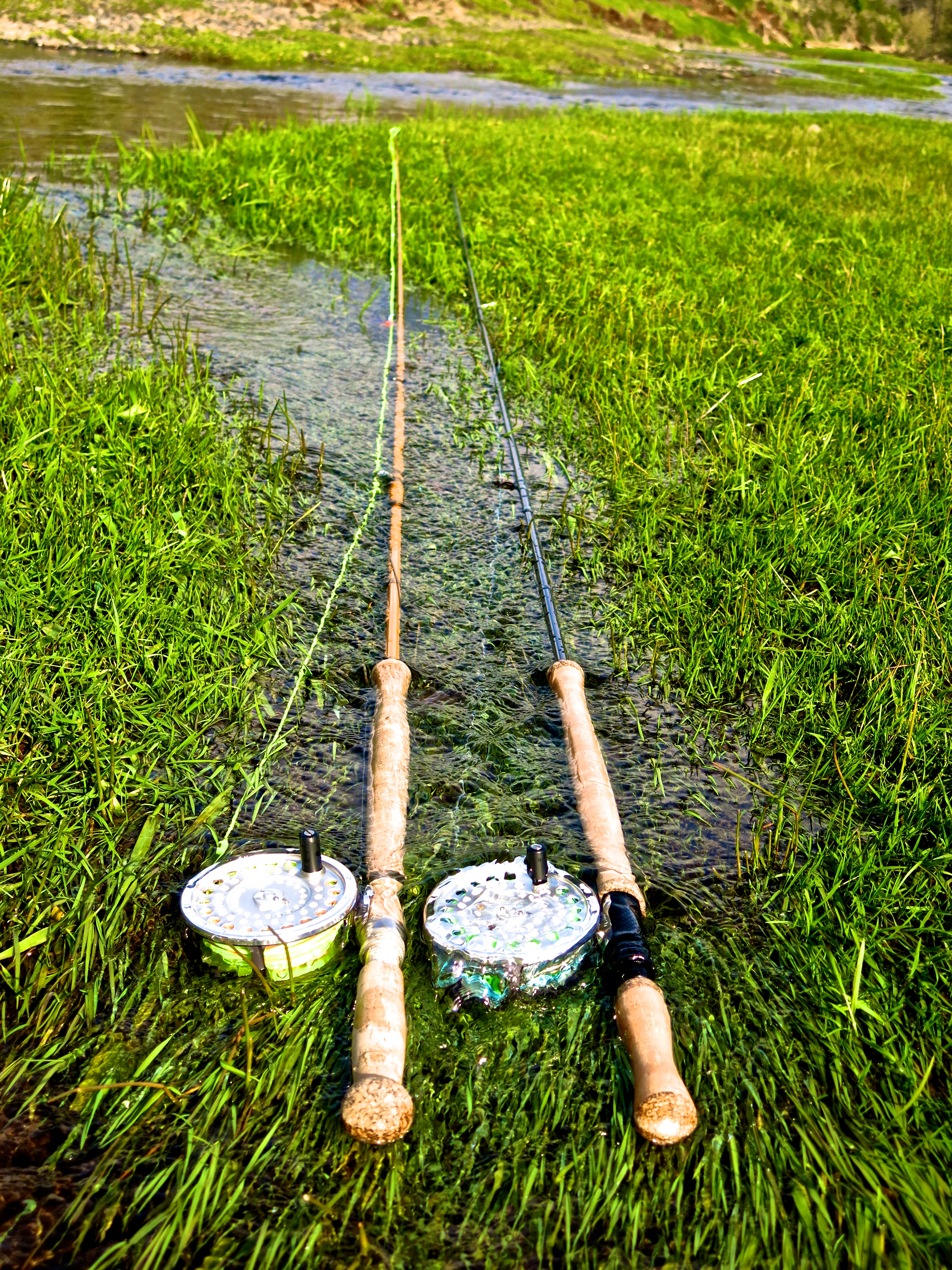 Echo dec hogan ii glass spey rod review the caddis fly for River fishing pole