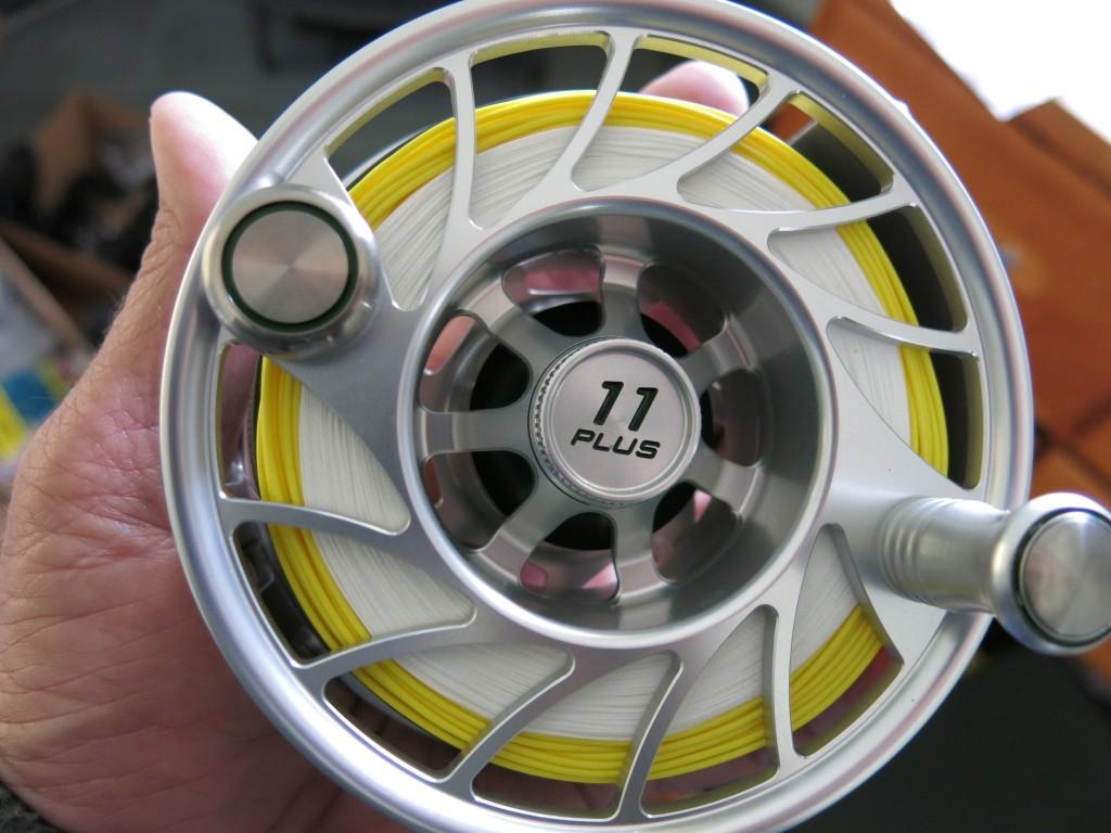 Hatch Finatic 11 Plus Fly Reel.