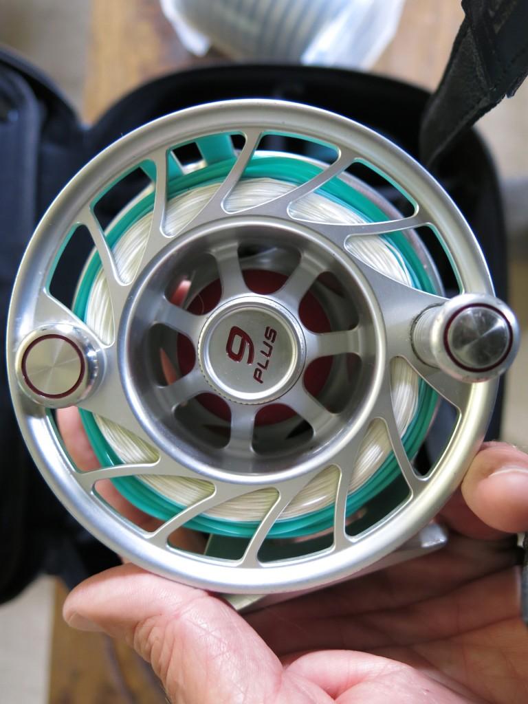 Hatch 9 Plus Fly Reel.