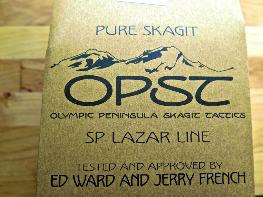 Jay Nicholas OPST Lazer Line a