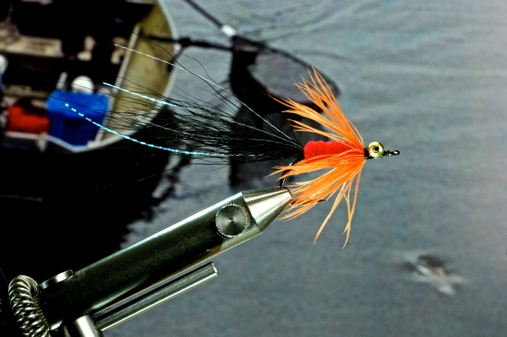 This is one of Rob Perkin's Chinook flies soon to be featured in yet another new book, Authentic Chinook Flies.