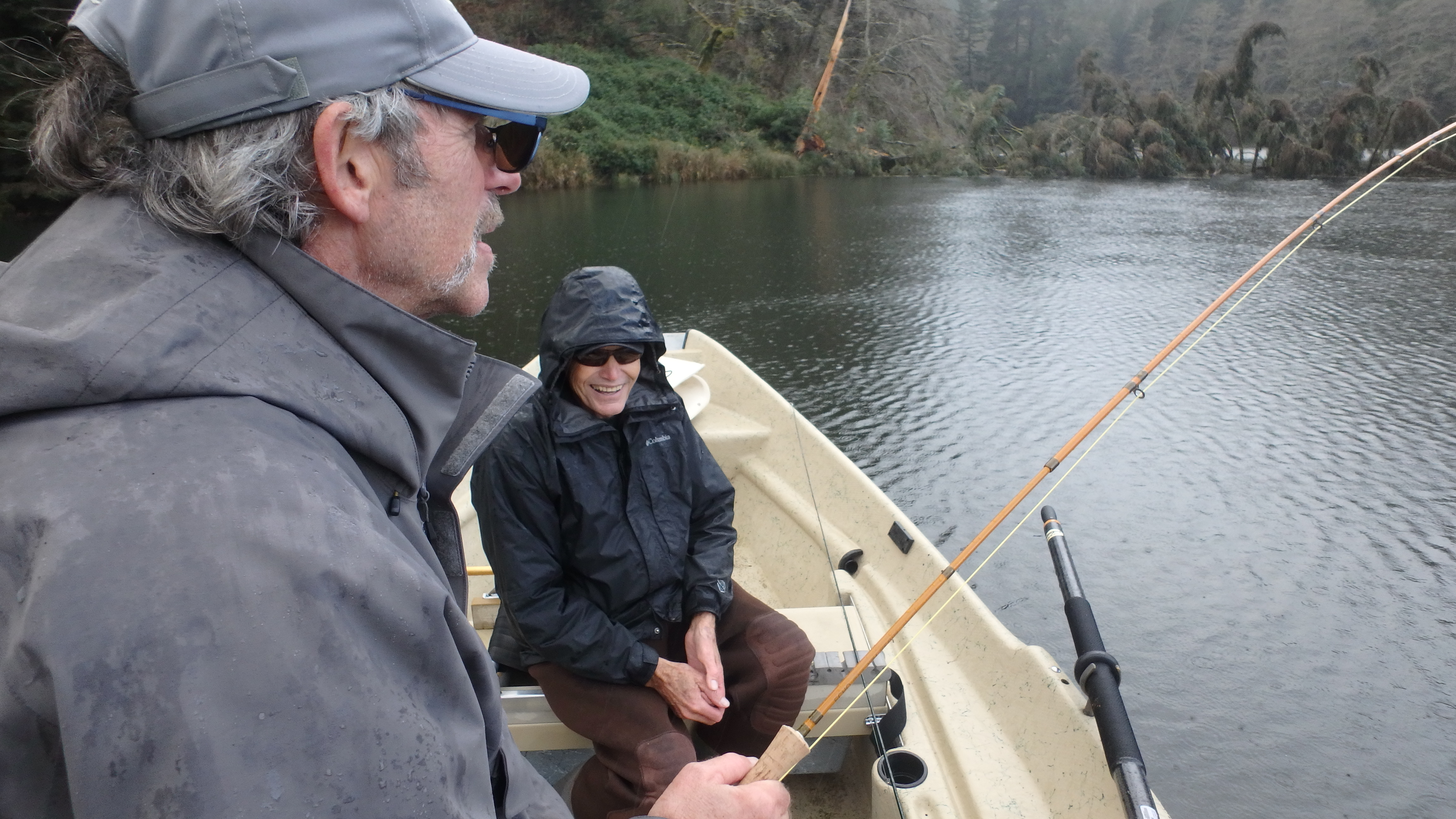 Town Lake Steelhead Report | The Caddis Fly: Oregon Fly