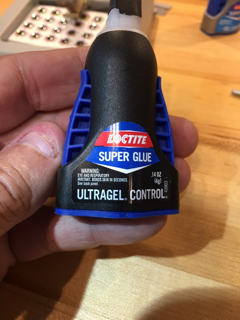 Ultragel Control is still dense, but is a little softer/thinner than Gel Control.