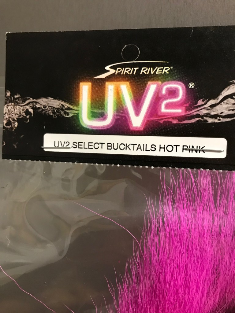 Spirit River UV2 Bucktail