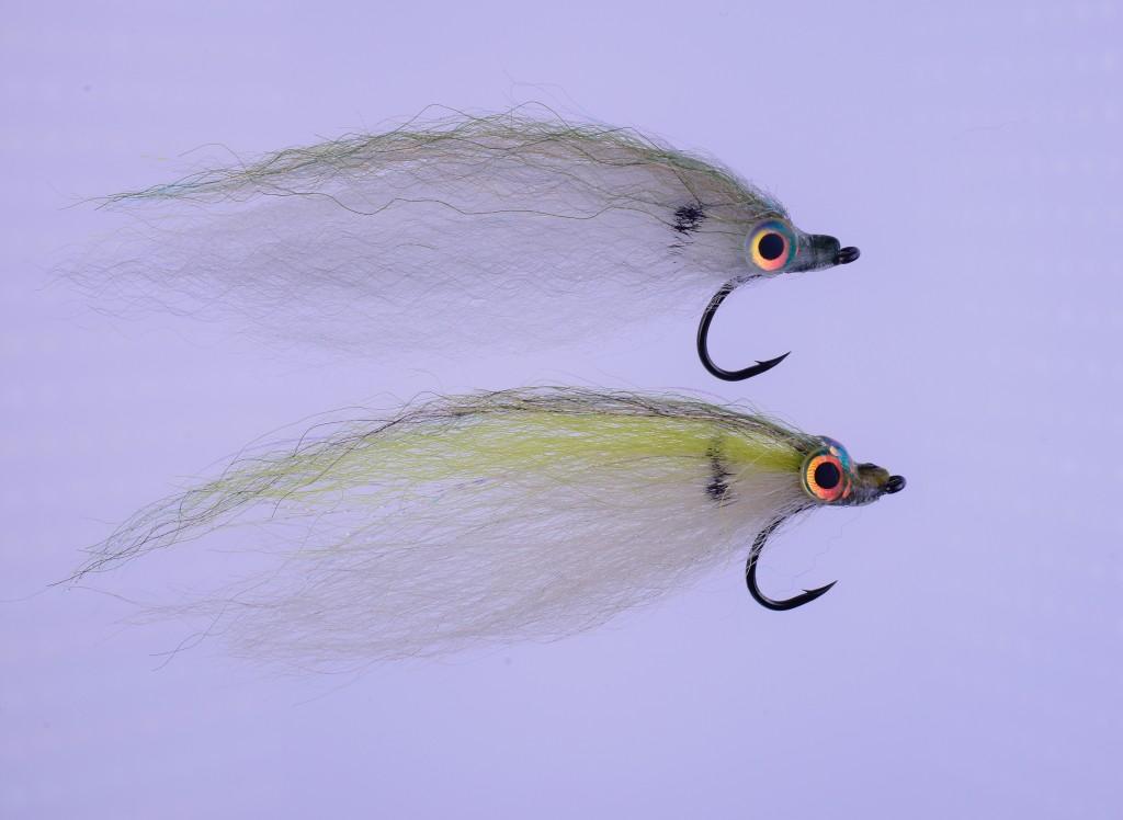 Two Yak Hair Sardinas.